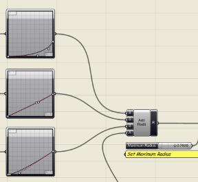 Fog Wall curve definitions in visual script editor