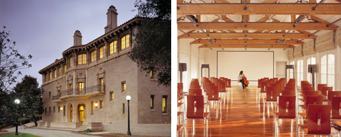Barbara Shands was Project Architect at SMWM for the Stanford Knoll project, featuring an adaptive re-use of a 20,000 square foot historic President's mansion. (Photo: Ethan Kaplan)