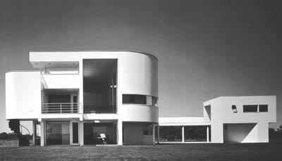 The Salzman house by Richard Meier was a landmark project that deeply influenced architect Karin Payson's own work.
