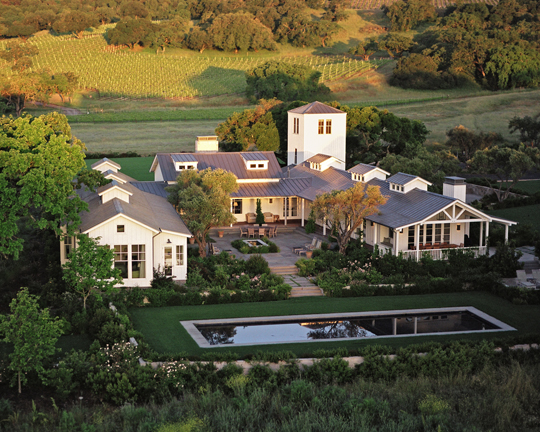Sonoma Ranch by Walker Warner Architects