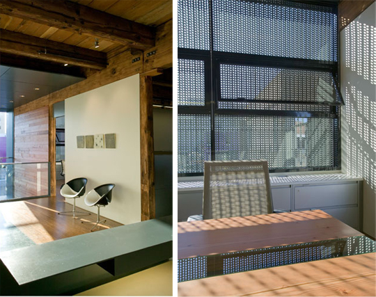 Matarozzi/Pelsinger offices