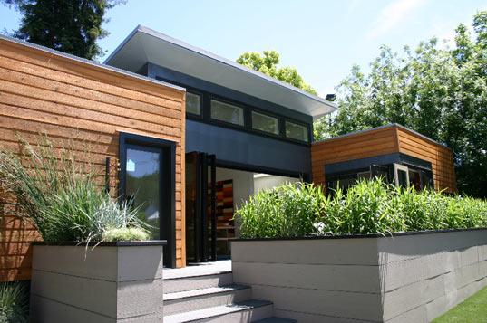 Michelle kaufmann architect a phoenix arises the for Eco homes canada