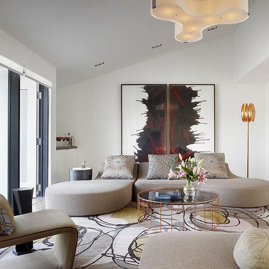 Modern Living Room San Francisco Best Interior Design 12: Gary Hutton Design: San Francisco Interiors