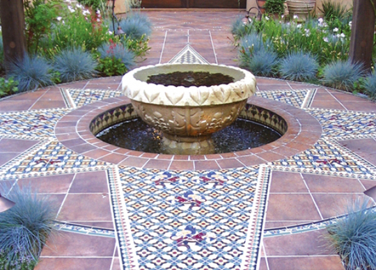 Islamic Gardens And Landscapes Arterra llp landscape architect interview on the architects take moorish tile is an appropriate material for a spanish garden which in turn of course is historically informed by islamic inspired designs this landscaping workwithnaturefo