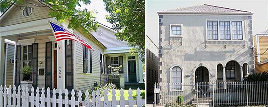 Recent sale properties on Freret Street in New Orleans