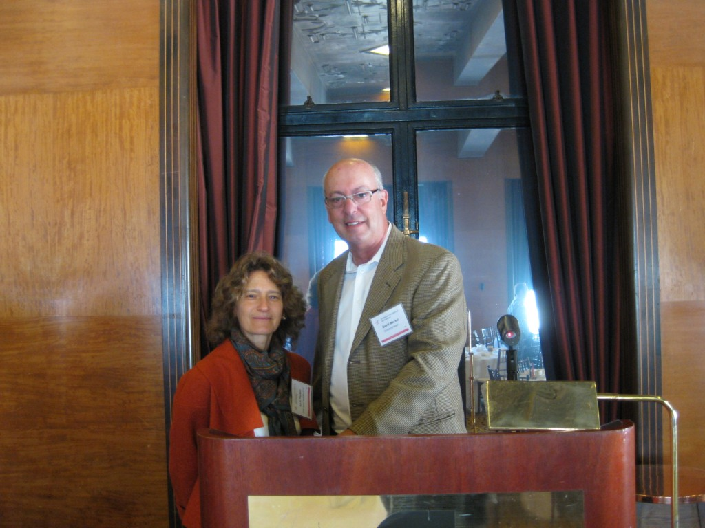 Karin Payson receives the 2013 Kirby Ward Fitzpatrick Prize