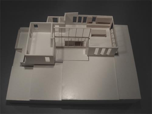 Main Floor: Initial Model