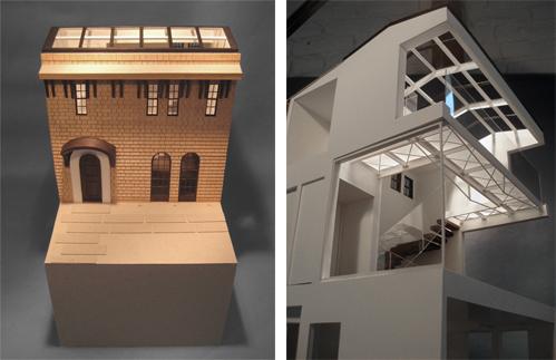study model collage