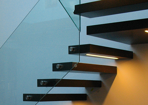Inclination And Evolution A Stair Design The Architects Take