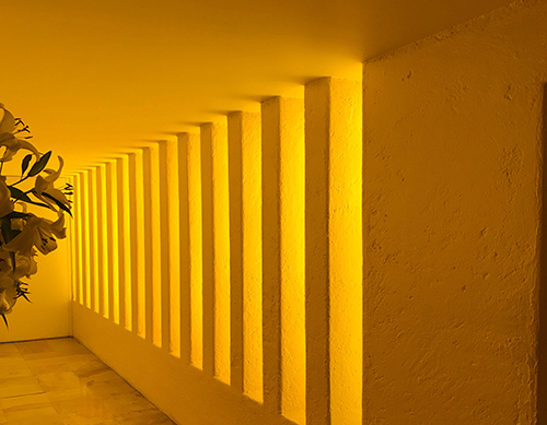 Casa Gilardi By Luis Barragn The Architects Take