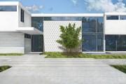 Façade Studies: Atherton House