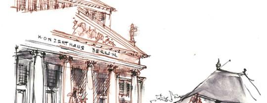 Bernardo Urquieta on Drawing and Design